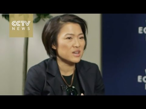 SOHO China chief Zhang Xin on becoming a successful female entrepreneur