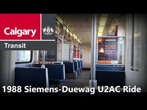 RETIRED Calgary Transit - #2101 Sound Recording