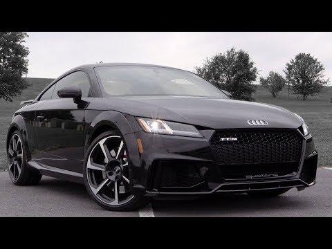 2018 Audi TT RS: Review