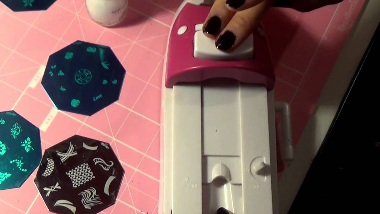hollywood nail art system
