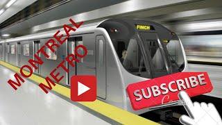 How to travel montreal metro