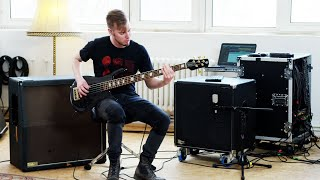 "The Hirsch Effekt - ""Lifnej"" Playthrough: Bass"