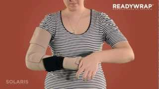 ReadyWrap Upper Extremity Donning Video