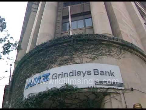 Bombay banks from the 1990's - HongKong Bank, ANZ Grindlays Bank, BNP or Banque Nationale de Paris