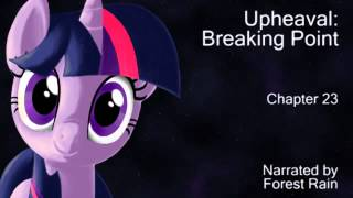 upheaval breaking point chapter 23 narrated by forest rain