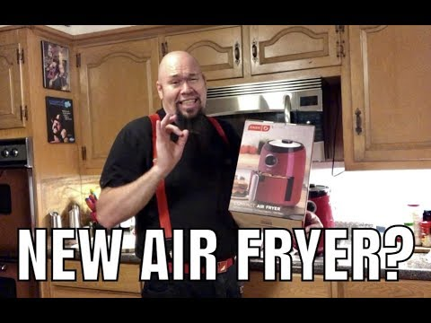 Is The DASH COMPACT AIR FRYER The Best New Thing? Watch This Review To Find Out!