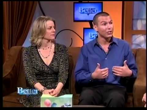 Psychic Medium Matt Fraser joins Better TV and Reads Audience and Hosts! Take a Look!