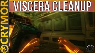 Crypto & Mori Show: Game Hangouts - Viscera Cleanup Detail