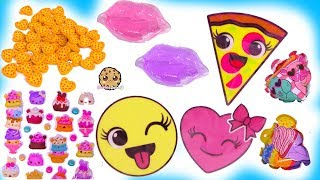 Target Dollar Spot Haul - Shopkins, Slime , Cookie Swirl C Toy Video