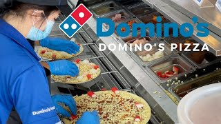 Domino Pizza (HOW IT'S MADE) D…