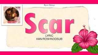 [Indosub] Kim Yeon Ji (김연지) - Scar (흉터) Lyric The Tale of Nokdu Ost Part 7