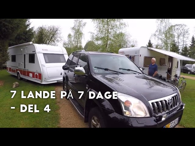 7 lande på 7 dage - Del 4 (Afgang fra Belgien)