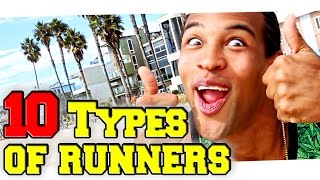 10 Types of Runners