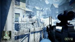 Battlefield: Bad Company 2 PC - Mission 1 Part 1 - Maxed Out - HD