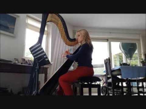 Intouchables soundtrack - Una Mattina by Ludovico Einaudi - Harp