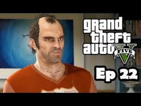 GTA V | The Big one and saving michael from the chinese | episode 22