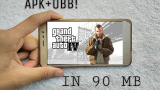 🔴[90 MB]HOW TO DOWNLOAD GTA 4 IN ANDROID