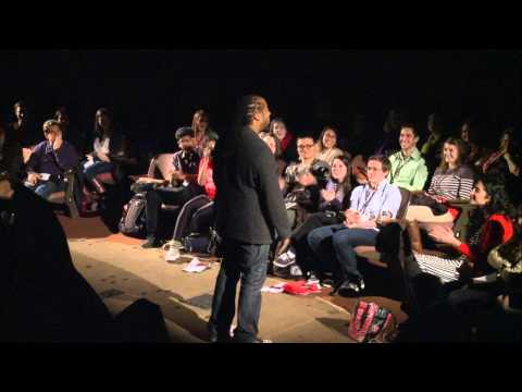 How to light fires with your voice (closing talk): Sekou Andrews at TEDxUofM