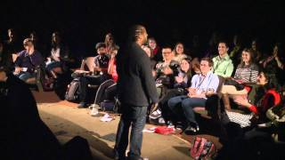 How to light fires with your voice (closing talk): Sekou Andrews at TEDxUofM thumbnail
