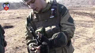 Обучение стрельбе из подствольника.