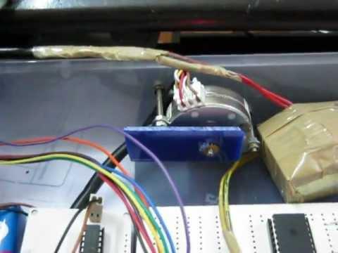 Microcontroller Based Car Parking