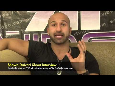 Shawn Daivari Shoot Interview Preview