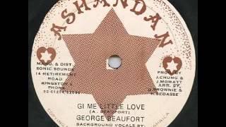 George Beaufort – Gi Me Little Love [198x]