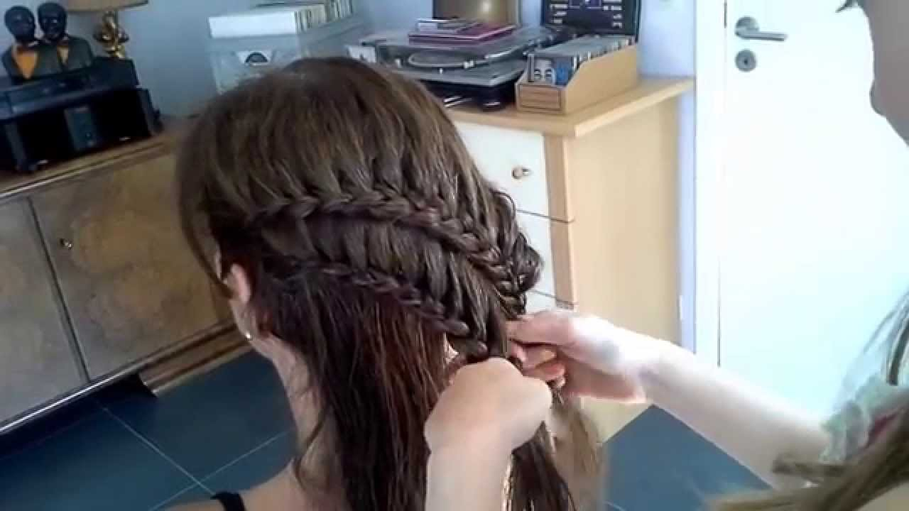 9 year old girl hairstyling super talent! - youtube