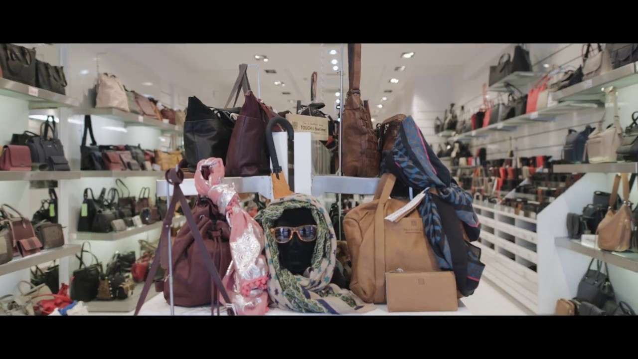 Maroquinerie Safari du Pas de la case, boutique sacs et bagages en Andorre