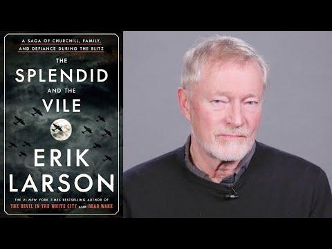 Inside The Book: Erik Larson (THE SPLENDID AND THE VILE)