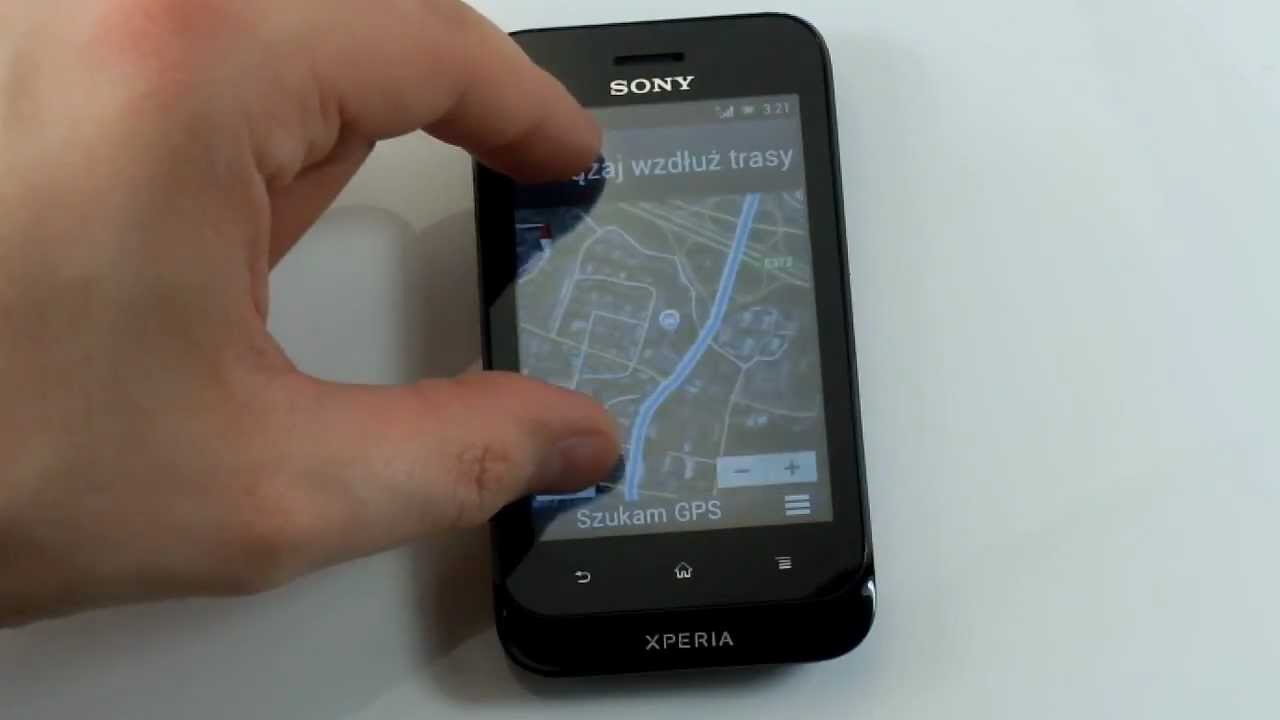 sony xperia tipo gps download