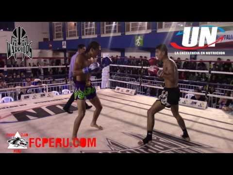 Warriors Peru XIX - Angelo Pinedo vs Fito Berrocal