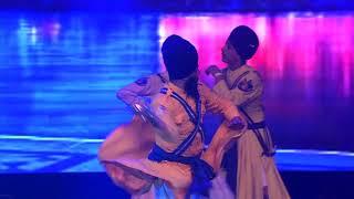 Akaal Khalsa Gatka group performing at Christchurch Diwali 2017