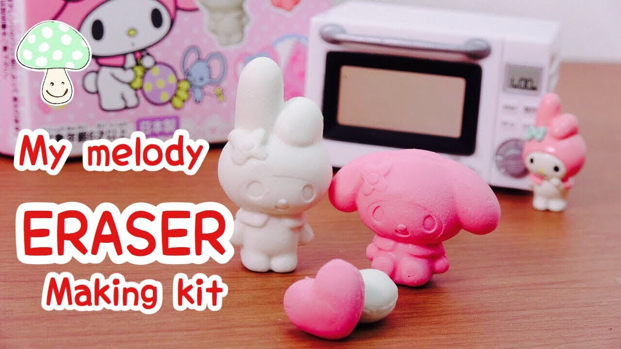 Lets make an eraser! My melody