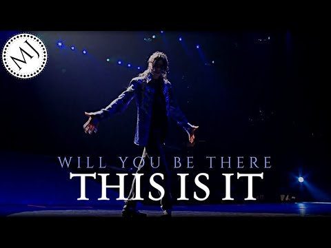 Will You Be There - Michael Jackson's This Is It Studio Version