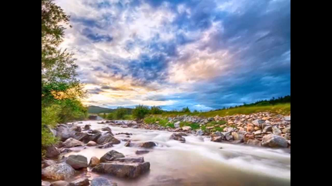 Striking Nature Landscape Photography Slideshow - YouTube