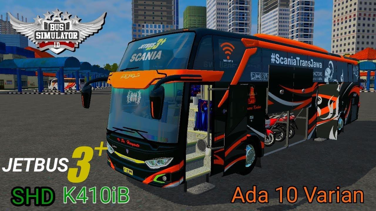 9100 Mod Bussid Mobil Full Anim HD