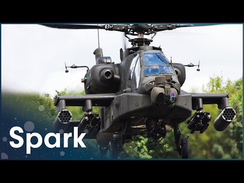 Is Boeing AH-64 Apache The Ultimate Weapon?| The Ultimates: Combat Helicopters | Spark