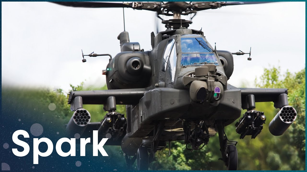 Are Combat Helicopters The Ultimate Weapon? | The Ultimates: Combat Helicopters | Spark