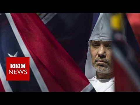 How Charlottesville became a flashpoint - BBC News