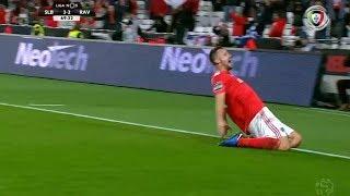 Goal | Golo Seferovic: Benfica (4)-2 Rio Ave (Liga 18/19 #16)