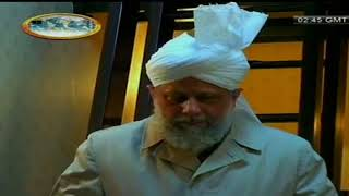 Friday Sermon 10 April 2009 (Urdu)