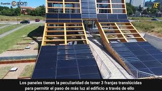 GREENSPACE: EDIFICIO QUE GENERA MÁS ENERGÍA DE LA QUE CONSUME - EXIOM GROUP