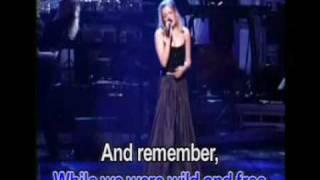 Please remember - Leann Rimes (Karaoke)