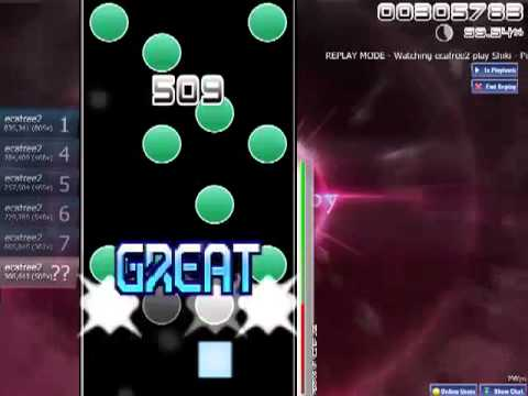 [osu!mania] a skin for stepmania players