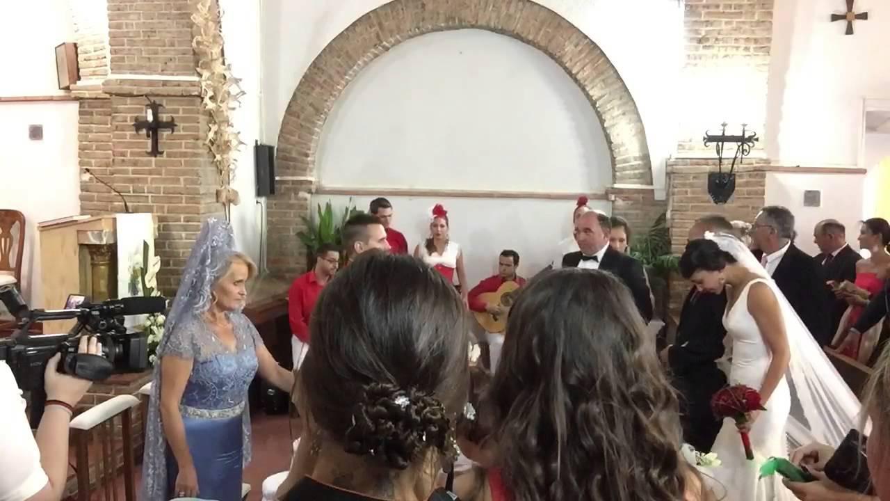 coro rociero savia y compas boda en alamillo ciudad real