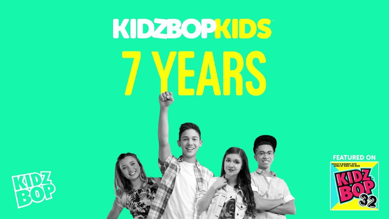 0a2a0cd1c KIDZ BOP Kids - 7 Years (KIDZ BOP 32) - YouTube