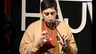 TEDxHUP -- Adeel Hashmi  -  I Dream of a Pakistan @ Hajvery University