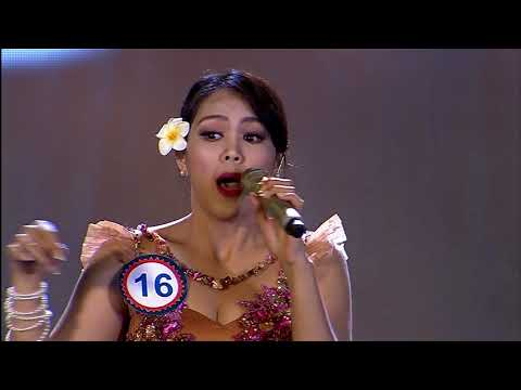 Bilyana Lathisya - Indonesia performance Semi-final