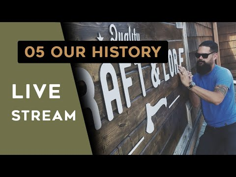 05 Live, History of Craft and Lore